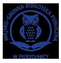Logo Miejsko Gminna Biblioteka Publiczna w Pierzchnicy